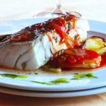 Bacalao a la riojana – Restaurante Las Postas