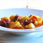 Patatas a la riojana – Restaurante Las Postas
